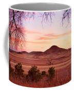 Haystack Mountain - Boulder County Colorado -  Sunset Evening Coffee Mug
