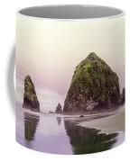 Haystack Rock 1 Coffee Mug