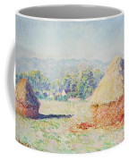 Haystacks In The Sun Coffee Mug