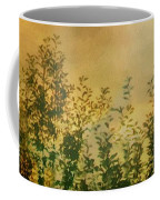 Haze On Moonlit Meadow Coffee Mug