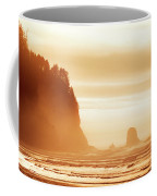 Hazy Beach  Coffee Mug