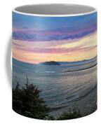 Hazy Evening Sunset Coffee Mug