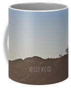 Hazy Hollywood #2 Coffee Mug