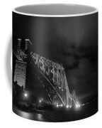 Hazy Lights In The Night Coffee Mug