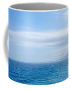 Hazy Ocean View Coffee Mug