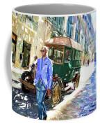 He Walks Coffee Mug
