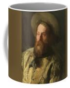 Head Of A Cowboy Coffee Mug