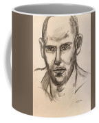 Head Of A Model Coffee Mug