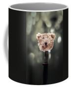 Head Of A Teddy Coffee Mug by Joana Kruse