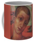 Head Of A Youth Kuzma Petrov-vodkin - 1910 Coffee Mug
