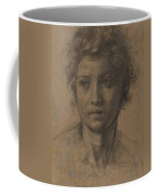 Head Of Saint John The Baptist Coffee Mug