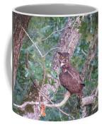 Head On A Swivel Coffee Mug