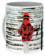 Heading For The Slopes Coffee Mug