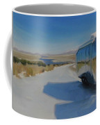 Heading South Out Of The Snow Coffee Mug