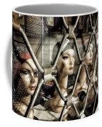 Heads' Prison Coffee Mug