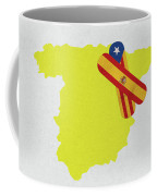 Heal Spain And Catalonia Coffee Mug