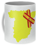 Heal Spain Coffee Mug