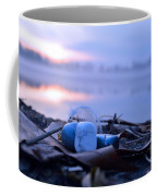 Healing Stones Balancing Meditation Art  Coffee Mug