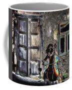 Hear The Cello Sing Coffee Mug
