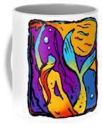 Hearing The Siren Call Coffee Mug