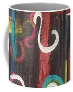 Heart And Soul Coffee Mug by Rebecca Davidson