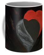 Heart Blocker Coffee Mug