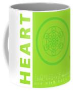 Heart Chakra Series Three Coffee Mug