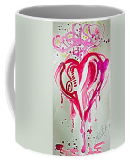 Heart Energy Coffee Mug