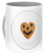 Heart Healthy Pancake Coffee Mug