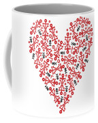 Heart Icon Coffee Mug
