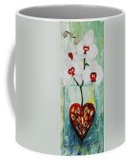 Heart In Bloom Coffee Mug