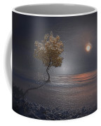 Heart In Far Light Coffee Mug