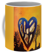 Heart In Glory Coffee Mug