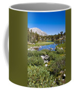 Heart Lake Folaige Coffee Mug