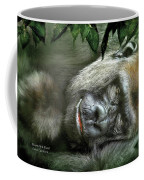 Heart Of A Beast Coffee Mug