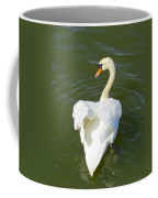 Heart Of A Swan Coffee Mug