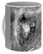 Heart Of A Tree 2 Coffee Mug
