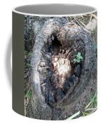 Heart Of A Tree  Coffee Mug