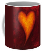 Heart Of Gold 2 Coffee Mug