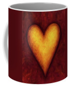 Heart Of Gold 4 Coffee Mug