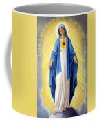 Heart Of Mary Coffee Mug