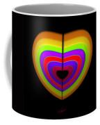 Heart Of Ochre Coffee Mug