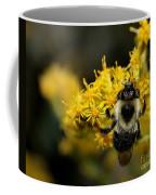 Heart Of The Bee Coffee Mug
