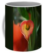 Heart Of The Lily Coffee Mug