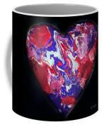 Heart Of The Matter Coffee Mug