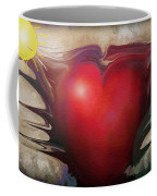 Heart Of The Sunrise Coffee Mug