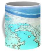 Heart Reef Coffee Mug