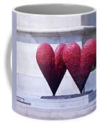 Heart To Heart Coffee Mug
