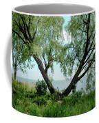 Heart Tree On Lake Saint Clair Coffee Mug