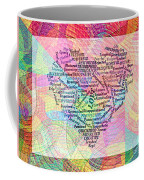 Heartfull Messages Coffee Mug